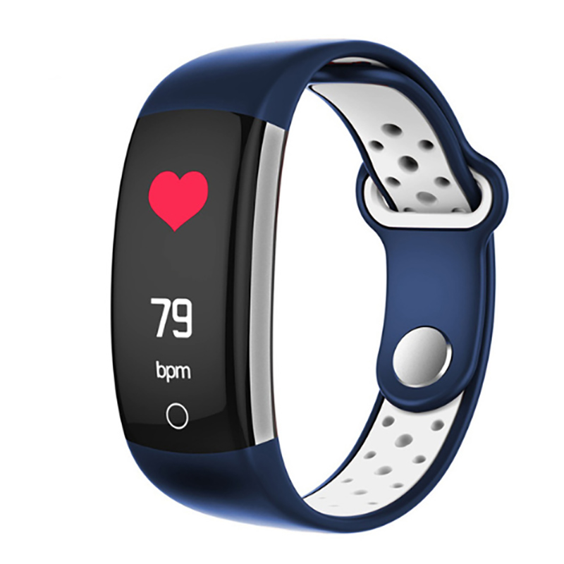 2019 CW15 Heart Rate Monitor Fitness Bracelet Smart Wristband Blood Pressure/Oxygen Q6 Band IP68 Waterproof Watch