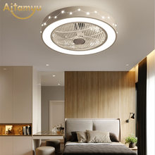 Современные потолочные вентиляторы 60 см светильник s железный