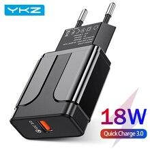 Зарядное устройство Ykz с функцией быстрой зарядки, в ассортименте.