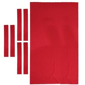 Image 3 - Fieltro para mesa de billar, repuesto de tela de billar para mesa de 8 pies, perfecto para el jugador Casual, colores exclusivos