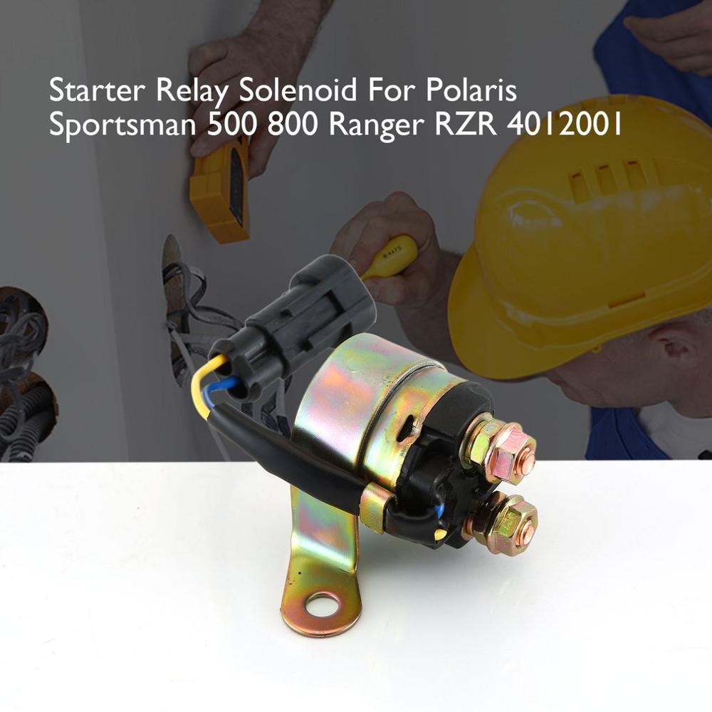 New Starter Solenoid Relay for Polaris Sportsman 500 800 Ranger RZR 4012001