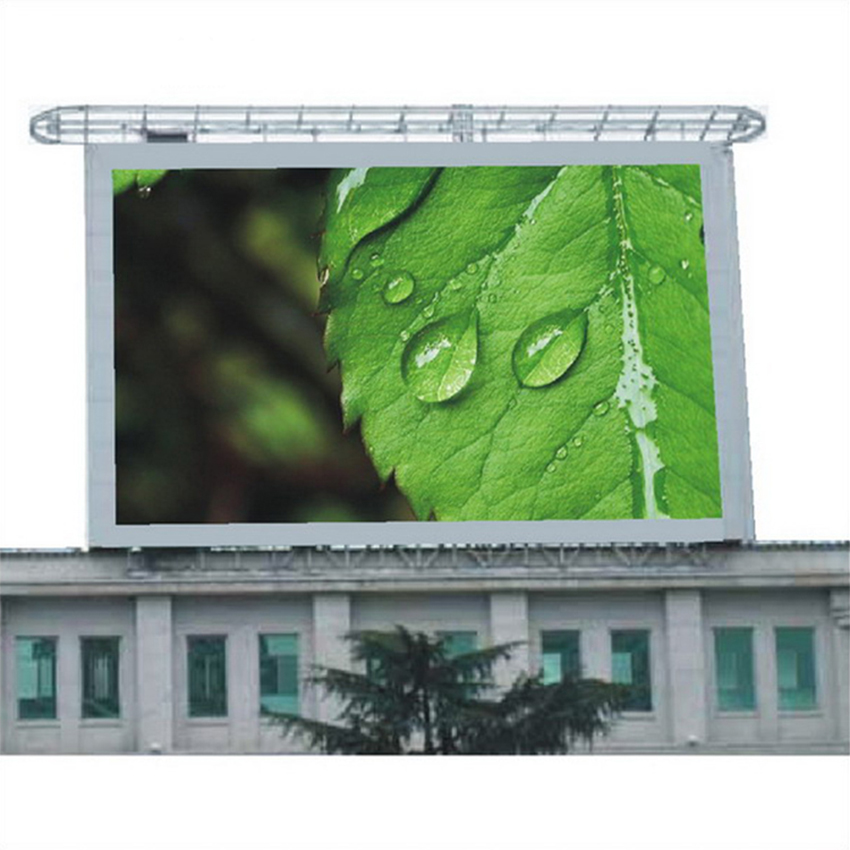 Outdoor P8mm 512x512mm Die Casting Aluminum Cabinet Led Video Wall Panels Led Display Screen Full Color For Outdoor Waterproof Rental Advertising Billboard Panel