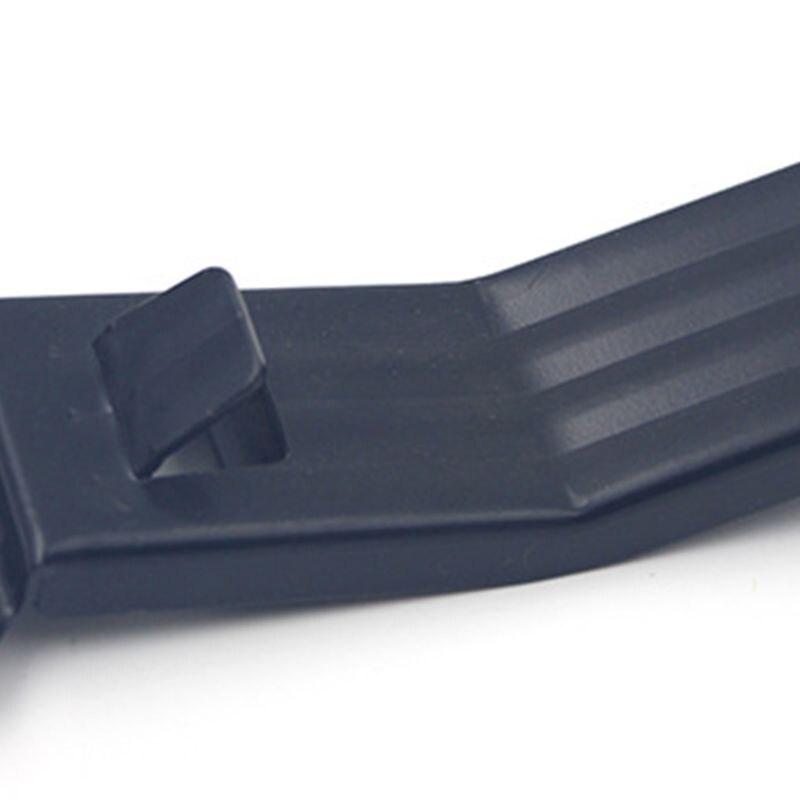 Drywall Door Foot Lifter  Durable Metal Raising Tools Mini Pulling Foot Lifter E65B