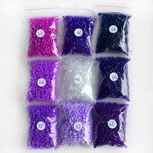9000 шт/пакет 26 мм hama beads juguetes 9 цветов perler пазл