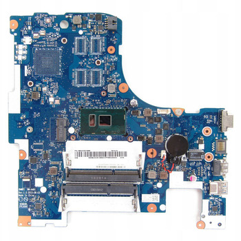 Laptop motherboard For LENOVO Ideapad 300-17ISK B71-80 Core 3855U Mainboard 5B20K61875 BMWD1 NM-A491 SR2EV Not GPU image