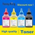 Toney rey 4 piezas de polvo de tóner CLT-409S clt 409 clt-k409 cartucho de tóner para Samsung CLP-310 CLP-315 CLP-310N CLP-315W