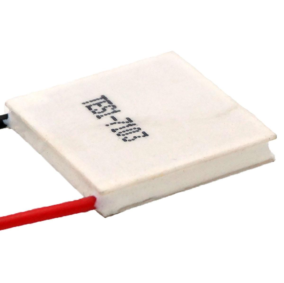 TES1-7103 3A 8V 15W 23x23x4mm Thermoelektrische Kühler Peltier Platte Modul