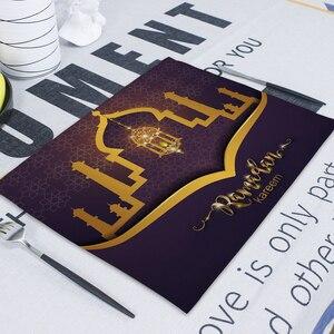 Image 4 - Décor pour aïd Mubarak Ramadan 42x32cm