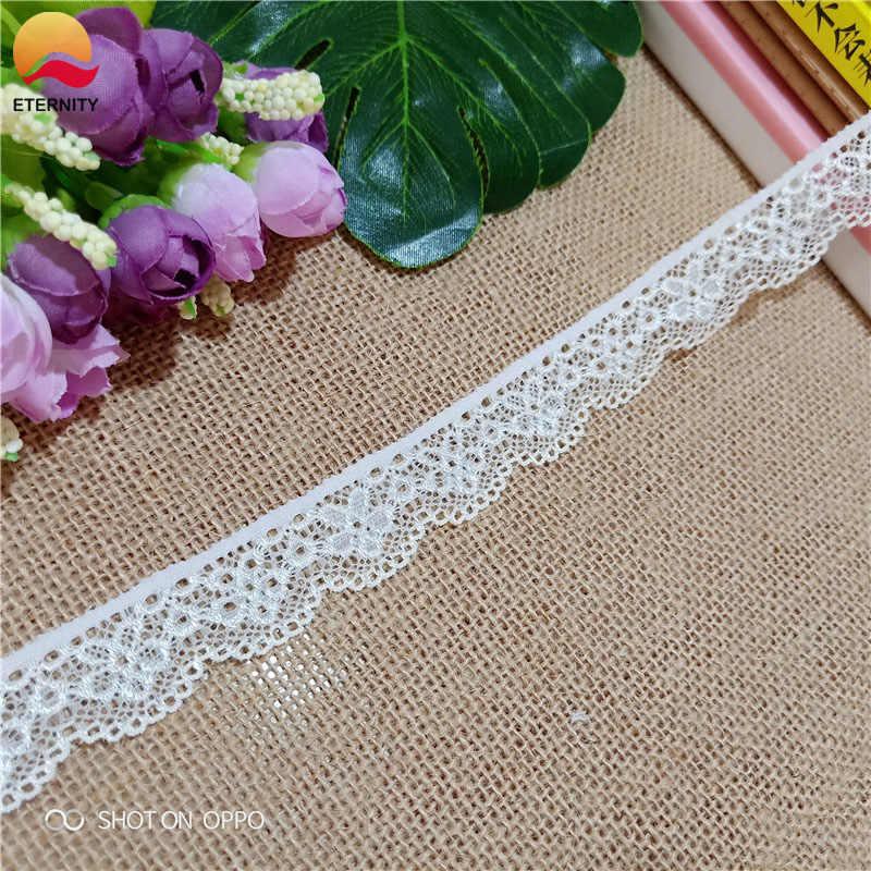* S1138 nuovo di alta qualità pizzo elastico con larghezza di banda di 2.5 centimetri di pizzo passamanerie cucire decorativo tessuto Africano del merletto