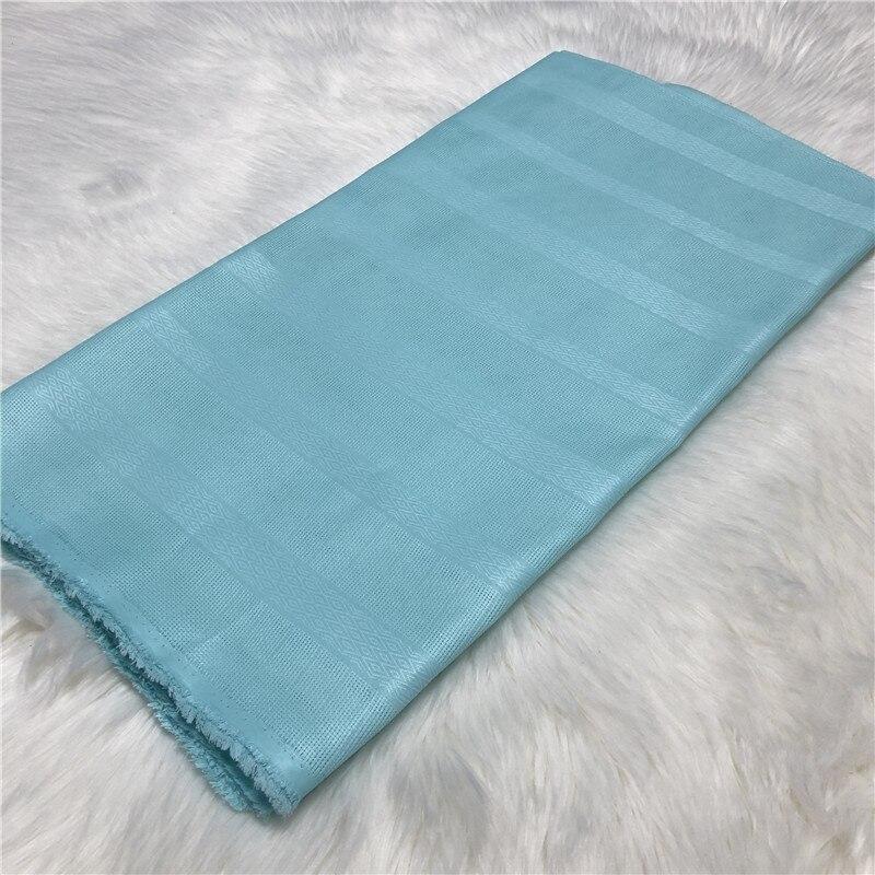 BlackWin africain Atiku dentelle pour homme tissu atiku tissu coton dans 10 yards par pièce pour vêtement-J5