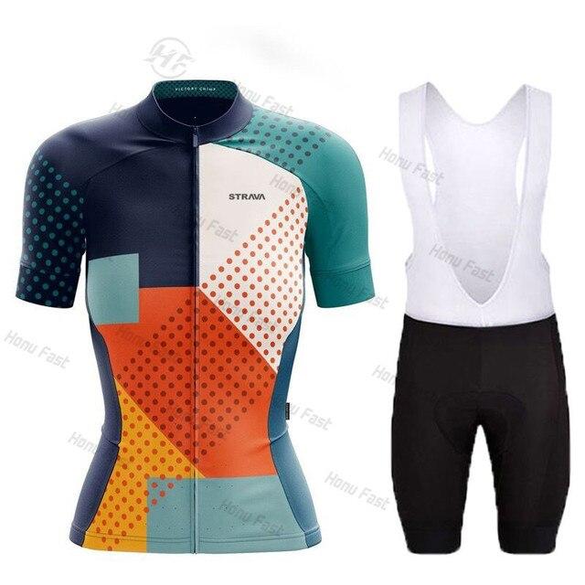 2021 mulheres strava verão camisa de ciclismo respirável mtb bicicleta ciclismo roupas mountain bike wear maillot ropa ciclismo 4
