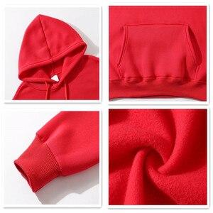 Image 5 - ฤดูหนาวใหม่อะนิเมะ Senpai ออกแบบพิมพ์ขนแกะผู้ชาย Hoodies เสื้อผู้ชายผู้หญิง Streetwear ตลกสีดำ Hoody ชายฤดูหนาวเสื้อผ้า