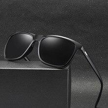 ZXWLYXGX Brand Design Polarized Sunglasses Men Driver Shades