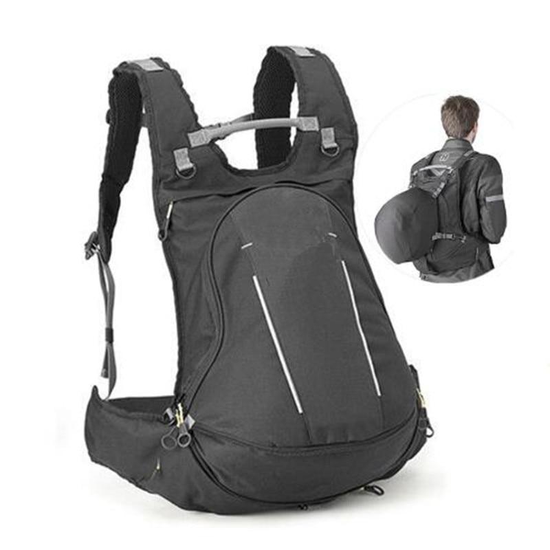 Новый открытый для мотокросса, для езды на мотоцикле, мотоциклетный рюкзак сумка для компьютера мотоцикл шлем сумка 20L Mochila