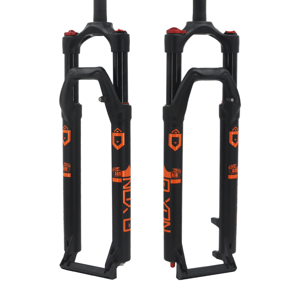 Magnesium Alloy Mtb Bicycle Fork Suspension Air 27.5/29 Inch Mountain Bike 32mm Rl120mm Accessories