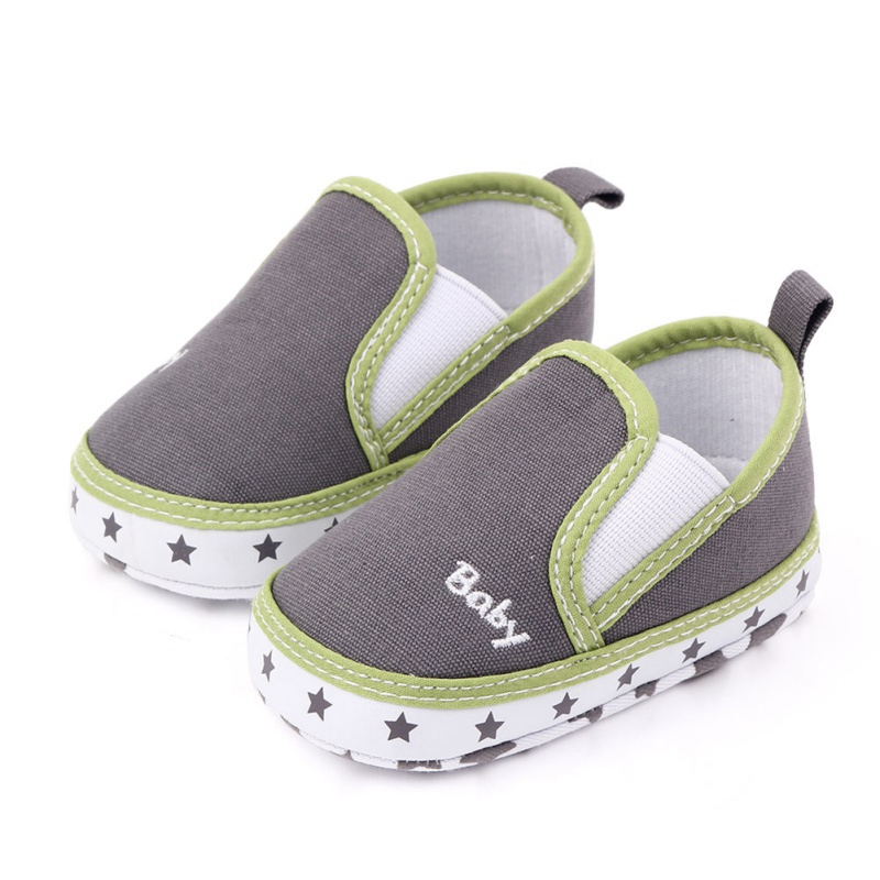 2019 New Infant Baby Girl Shoes Newborn Soft Sole Sneaker Cotton Crib Shoes Candy Color Elastic First Walkers For 0-18month R
