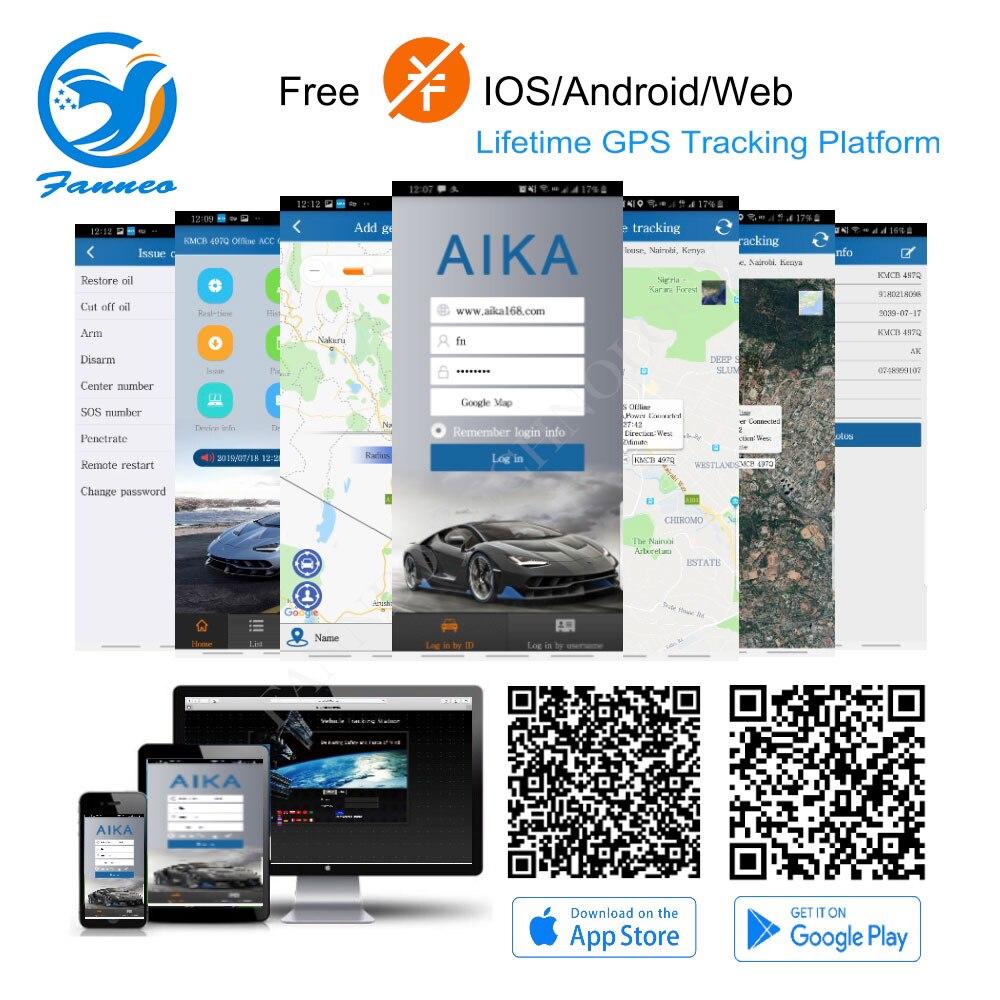 Free-GPS-Tracking-platform