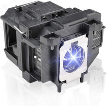 цена на Projector lamp with Housing ELPLP67/ V13H010L67 for MG-50 MG-850HD PowerLite 1221,PowerLite 1261W
