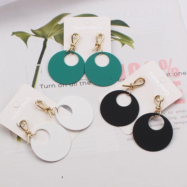 Geometric Earrings 5