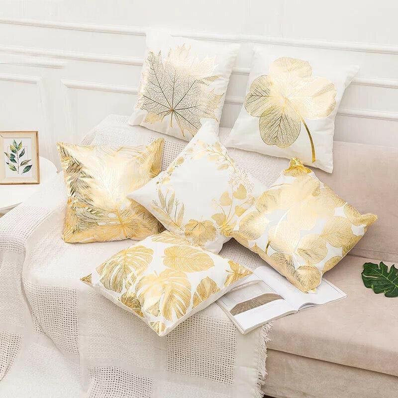 Details about  /Christmas Cotton Linen Throw Pillow Case Cushion Cover Home Sofa Decor Z