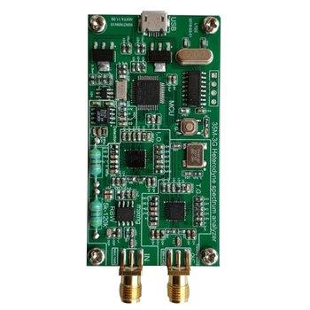 ABHU-USB Spectrum Analyzer High Accuracy Spectrum Signal Source RF Frequency Domain Analysis Tool Sweep Bandwidth 33MHz-4400MHz