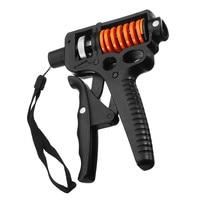 10KG 50KG Carbon Steel Adjustable Hand Grip Strengthener Trainer Hand Power Exerciser Gripper|Power Tool Accessories| |  -