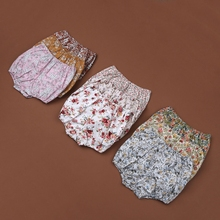 Baby Shorts Newborn Baby Bloomers Girls Pattern Shorts Toddler Trousers PP Pants 54DF