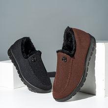 Зима плюс бархат мужская повседневная обувь мужские весенние