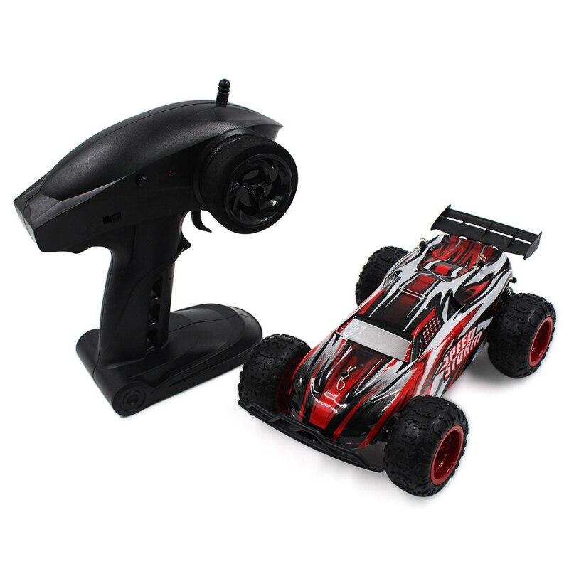 Alta Velocidad 2,4G 1:22 9601 Pie Grande RC Buggy Speedstorm coche Control remoto RC carreras escalada coche chico mejor regalo de modelo de juguete Envío rápido, riego automático de 20/25/30m, irrigación por microgoteo, Kits de autoriego de jardín, riego por pulverización ajustable