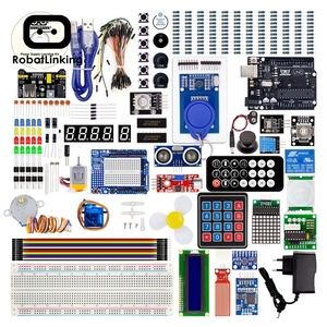 Image 4 - Robotlinking The Most Complete Starter Kit Tutorial for UNO Component for Arduino (63 Items)