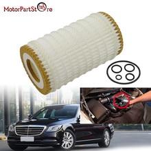 Engine Oil Filter For Mercedes C230 C280 C300 C350 ML320 HU718/5x 0001802609