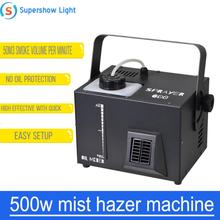 Stage-Mist-500 DMX Effect-Lights Haze-Machine Lasers Highlight And To