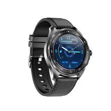 Senbono relógio inteligente bluetooth 5.0 ip68 relógio inteligente das mulheres dos homens smartwatch pulseira para monitor de freqüência cardíaca inteligente