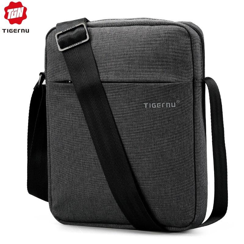 Tigernu Brand Men Messenger Bag High Quality Waterproof Shoulder Bag For Women Business Travel Crossbody Bags Sling Bag Casual bag high quality - title=