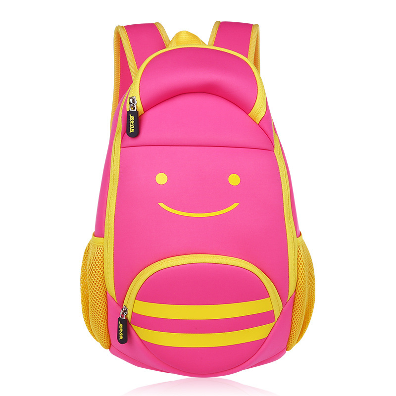 Yangguang8dian Manufacturers Direct Selling Closeout Special Offer Waterproof Cartoon Pre-K-2 Grade School Bag Ultra-Light Divin