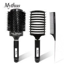 3 шт., керамические щетки для волос Mythus