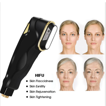 Ultrasound HiFu Machine face lifting & tightening Anti-aging skin rejuvenation Neck Lifting skin care beauty instrument sonic hot cold vibrating massager hammer usb beauty machine face lifting skin tightening wrinkle remover anti aging apparatus