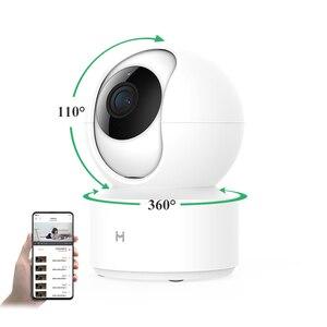 Image 3 - 【English Version】 Mi Jia Ik Mi Lab Ip Camera Wifi 360 Hoek Video Night Vision Webcam 1080P Baby Beveiliging monitor Voor Mi Thuis App