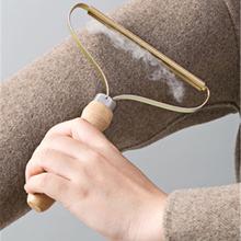 Przenośne usuwanie kłaków ubrania Fuzz golarka do tkanin pędzel do swetra tkany płaszcz sweter golarka tanie tanio HEONYIRRY Lint kłucie roller Instrukcja J634 CLOTHES Other