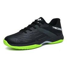 Men Sport Volleyball Shoes Black White Man Table Tennis Shoes Professional Breathable Men's Badminton Tennis Shoes Trainer
