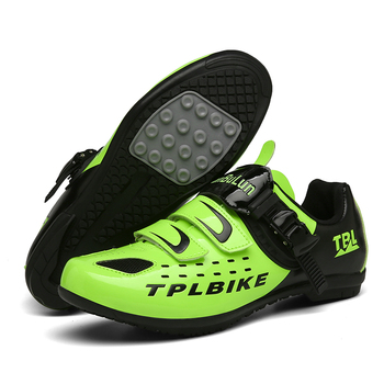 New MTB Sneakers Men Women Cycling Shoes Self-locking Road MTB Bike Sneaker Professional Damping Size 36-46 Sports Shoes 15