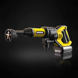 Jimmy JW31 Garten Wasser Pistolen Reinigung Werkzeug Leistungsstarke Handheld Wiederaufladbare Spritzen Wasser Pistole Mit Multi-Funktion Düse