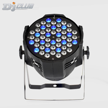 par led rgbw dmx wash 54x3w RGBW full colors led par can disco par light