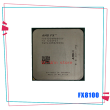 CPU Processor AMD Fx 8100 Fd8100wmw8kgu-Socket Ghz Fx-Series AM3 Eight-Core