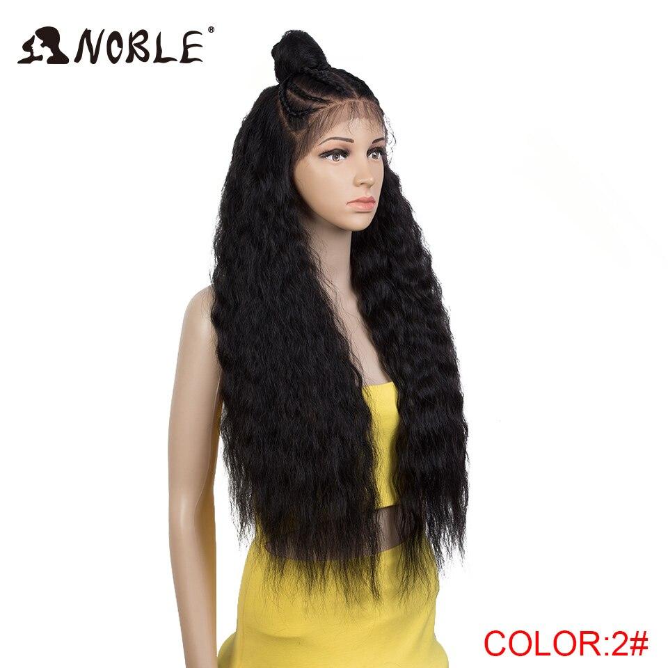 30 polegada longo encaracolado ombre perucas louras