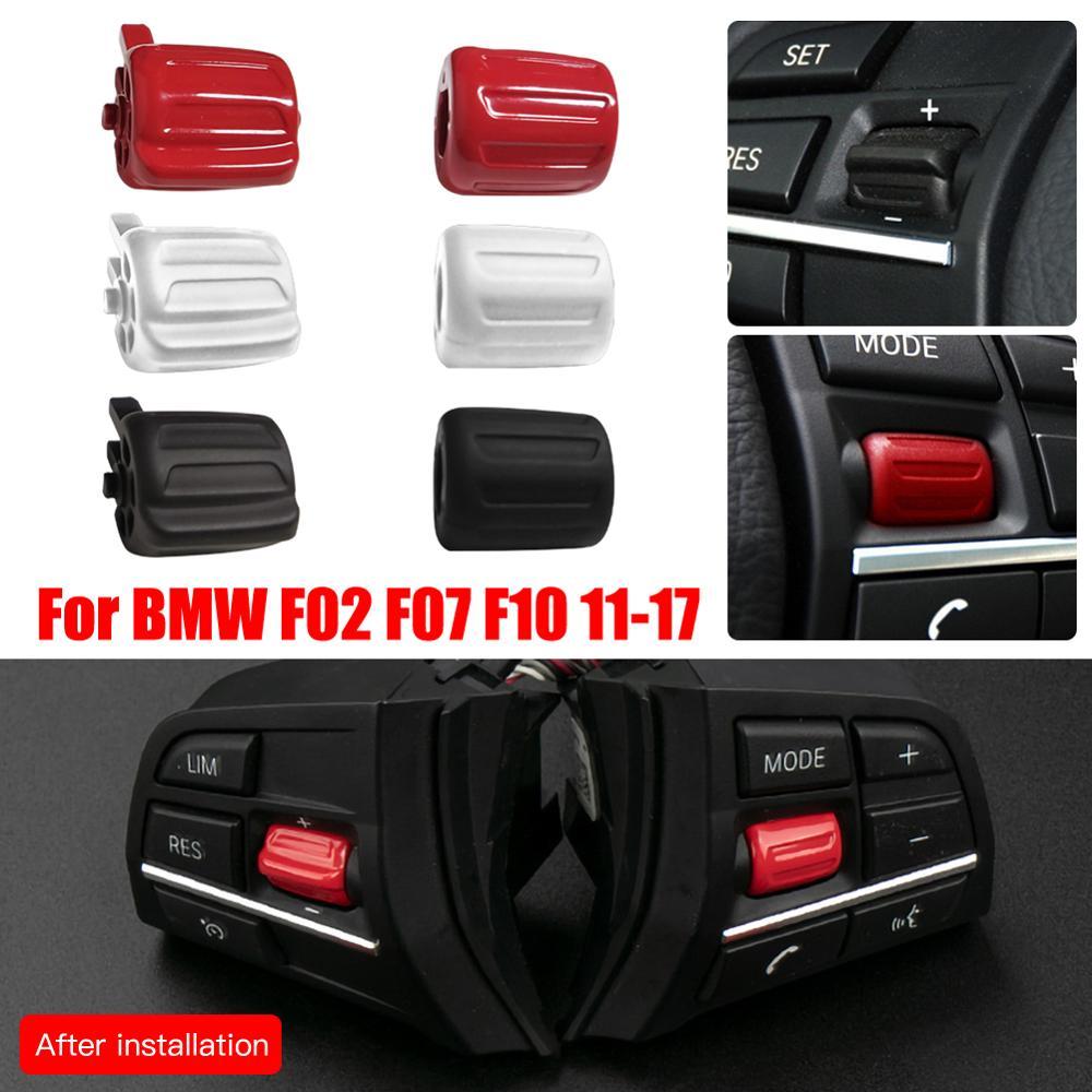 Botones del interruptor del volante para BMW F02 F07 F10 11-17