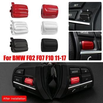 Przełącznik na kierownicę przyciski dla BMW F02 F07 F10 11-17 tanie i dobre opinie China