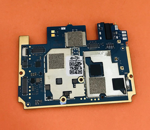 Image 1 - Original mainboard 6G RAM+64G ROM Motherboard for Vernee Mars Pro MT6757T Octa Core Free Shipping