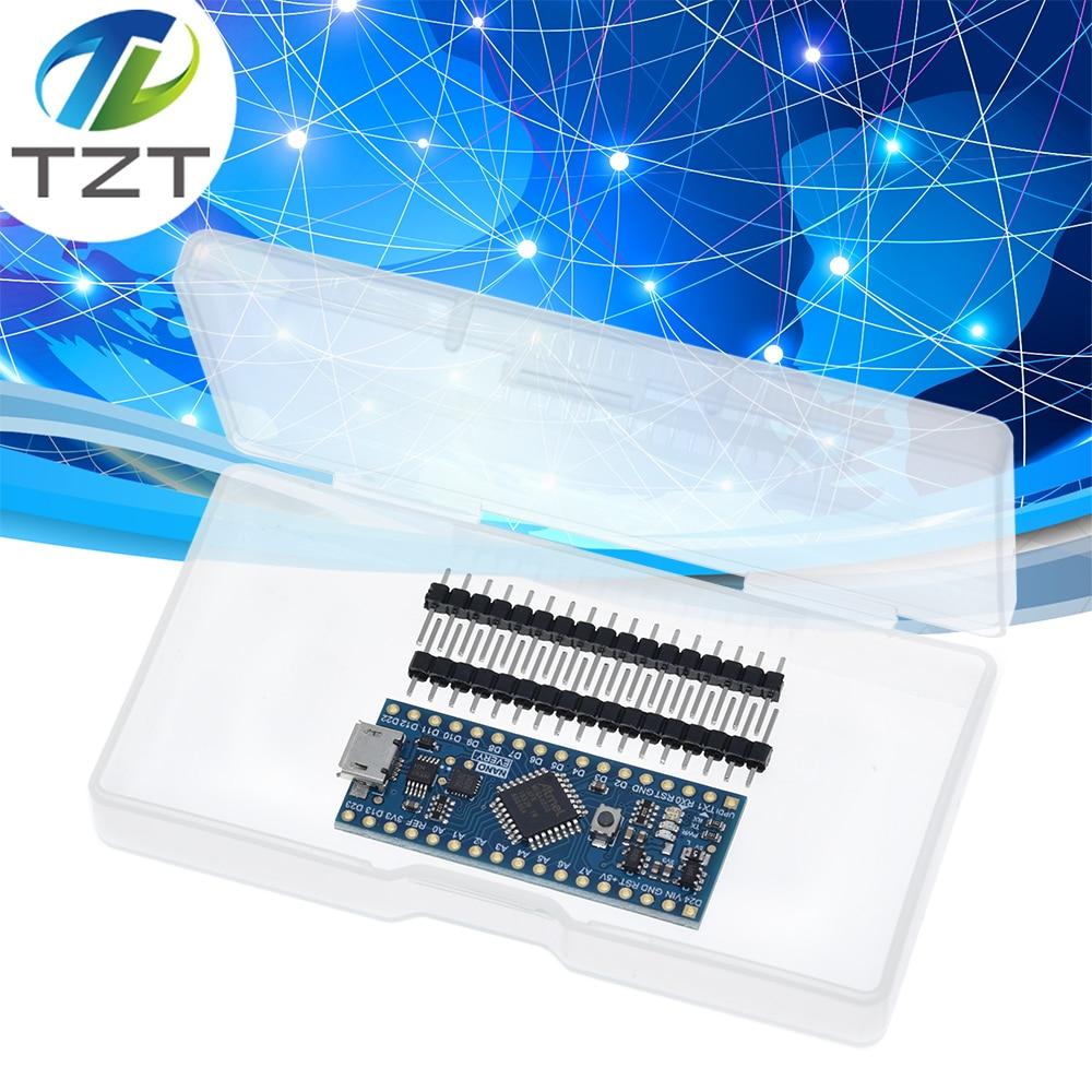 Новое поступление Nano контроллер совместимый для Arduino Nano каждый Atmega4808 обновленный Atmega328 CH340 UPDI загрузчик