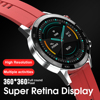 DIY watchfaces Smart Watch 360 360 HD IPS screen Smartwatch ECG IP68 Fitness Tracker expert sport Smart watch for men women discount